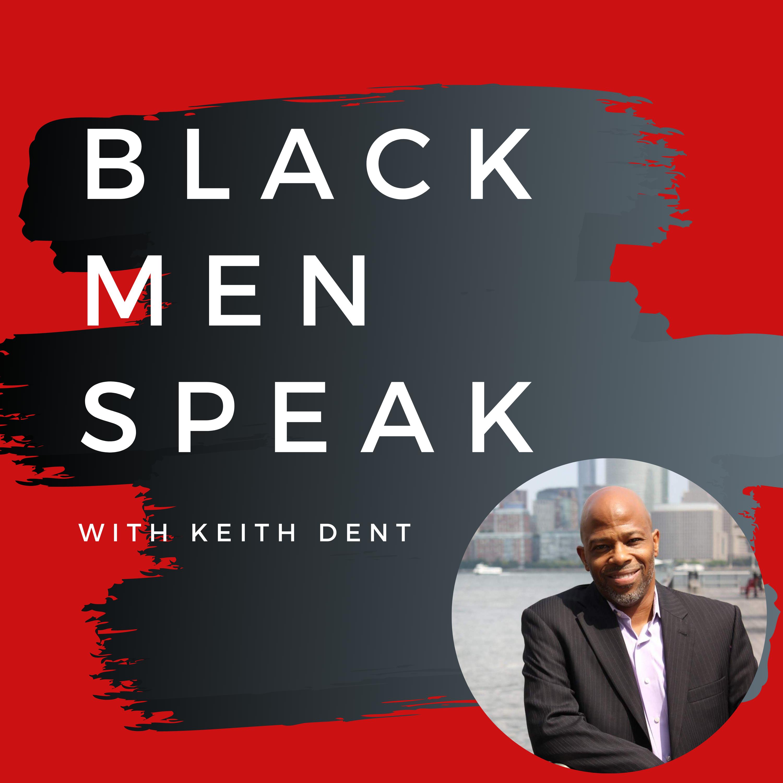 Logo: Black Men Speak Podcast