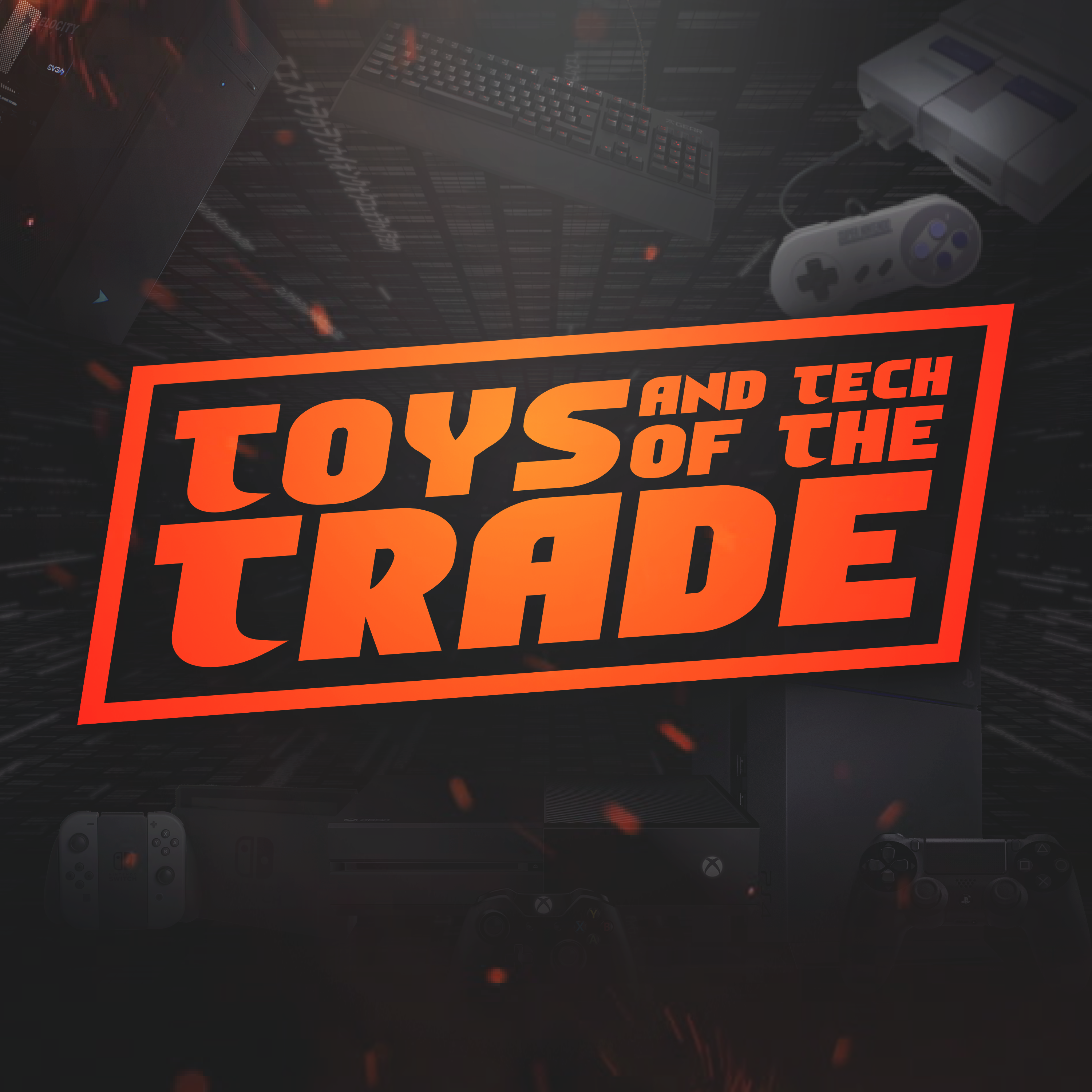 Logo: Toys and Tech of the Trade